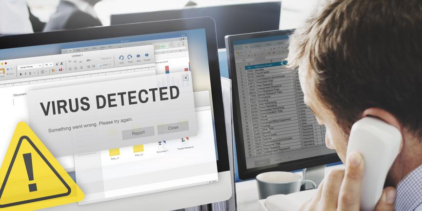 Vier tips zodat uw medewerkers niet een virus aanklikken.