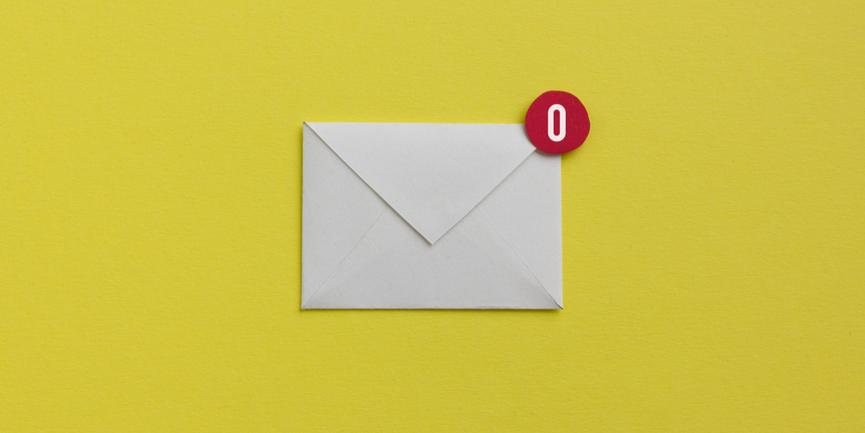 Outlook helpt je aan een ordelijke mailbox