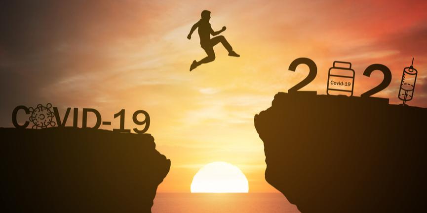 2020: het jaar van 1,5 meter, viruswappies en 'vereinsteinisering'